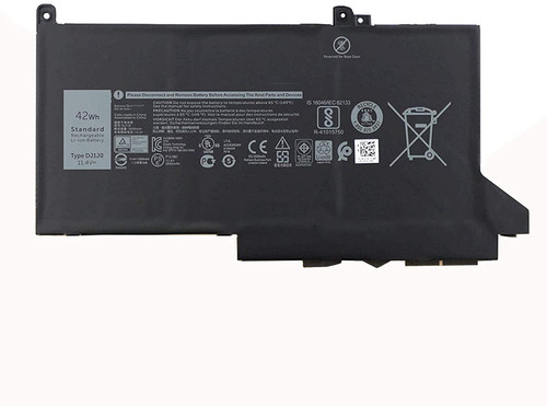 Dell Battery DJ1J0 6 Cell