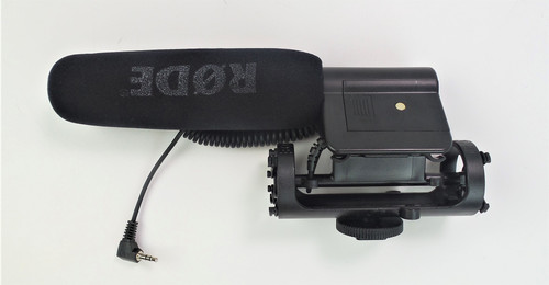Rode VideoMic N3594 Wired Professional Microphone