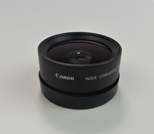 Canon WC-DC52, 52mm 0.7x Wide-angle Converter Lens