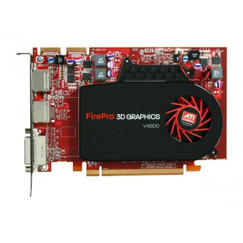 AMD FirePro 3D Graphics V4800 1GB Memory Video Card