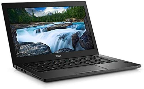 "Dell Latitude 7280 i7-7600U SSD 14"" Windows 10 Pro Ultrabook Front"