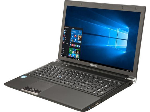 "Toshiba Tecra R850 Core i7 Windows 10 Pro 15.6"" Laptop"
