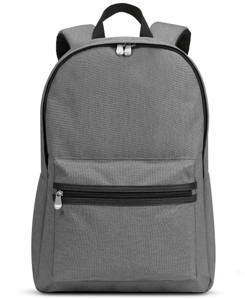 Blankslate By Solo Backpack Polyester Gray