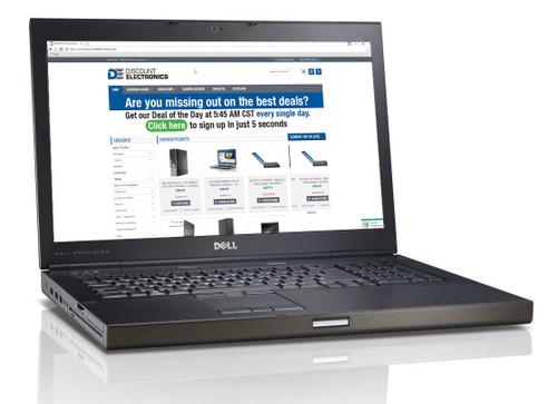"""Dell Precision M6600 Core i7 Nvidia 17.3"""" Workstation"""
