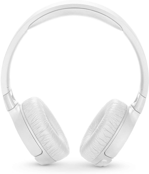 JBL TUNE 600BTNC Noise Cancelling On-Ear Wireless Headphones White