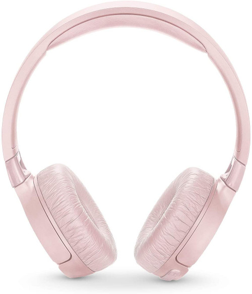 JBL TUNE 600BTNC Noise Cancelling On-Ear Wireless Headphones Pink