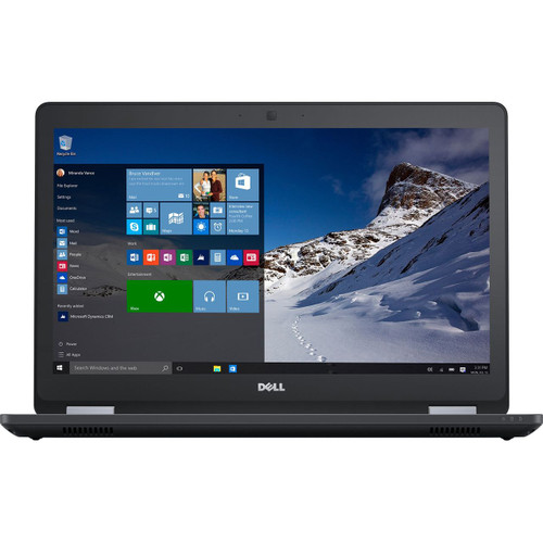 "Dell Latitude E5570 i7-6600U 15.6"" Touchscreen Laptop Thumbnail"