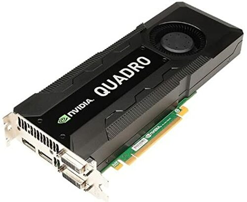 NVIDIA Quadro K5000 4GB GDDR5 Video Card