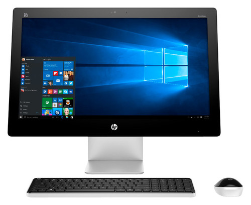 HP Pavilion 23-q110 AMD A8 16GB 500GB All-in-One Touchscreen Computer