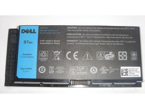 Replacement Battery Dell Precision FV993, M6600, M4800, M4600, M6800, FJJ4W