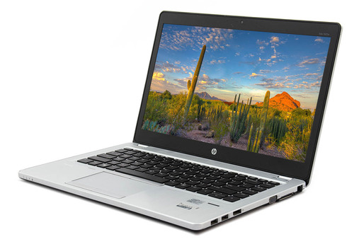 "HP Elitebook Folio 9470m Core i7 14"" Windows 10 Ultrabook Spot"