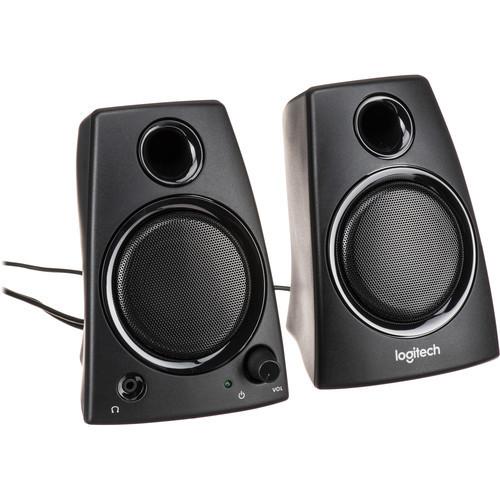 Logitech Z130 2 Piece Speaker Set