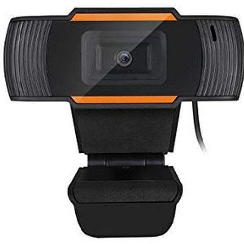 USB Webcam With Microphone 720p