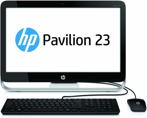HP 23-g010 AMD E2 4GB 500GB All-in-One Computer