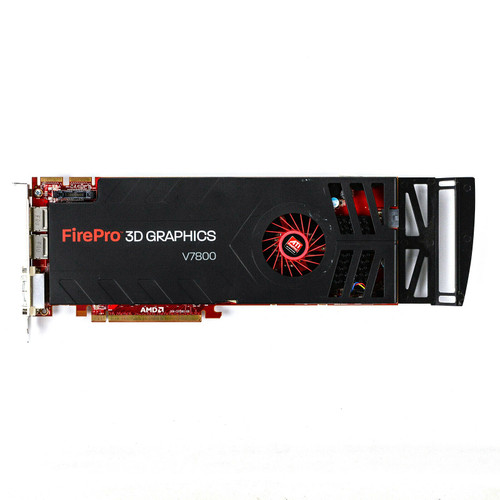 AMD FirePro V7800 2GB GDDR5 Video Card