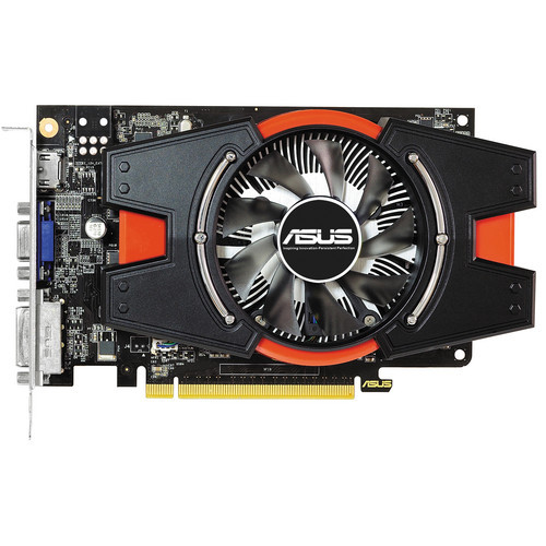 ASUS NVIDIA GT 650 1GB PCIe Full Height Video Card Thumbnail
