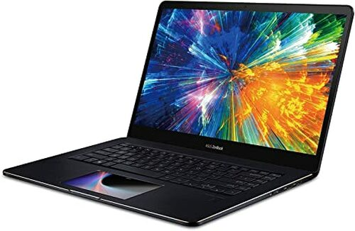 "ASUS ZenBook Pro 15 1"" touchscreen laptop thumbnail"