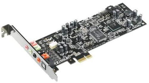 ASUS Xonar DGX Headphone Amp & PCI-E 5.1 Audio Card main