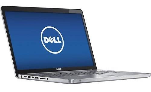 "Dell Inspiron 17 7737 i7 17"" 16GB 1TB Touchscreen Laptop main"