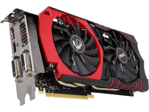 NVIDIA GeForce GTX 970 4G Gaming Graphics Card main