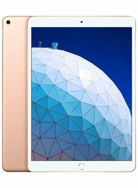 "Apple iPad Air 3 A2152 256GB Gold 10.5"" Tablet main"