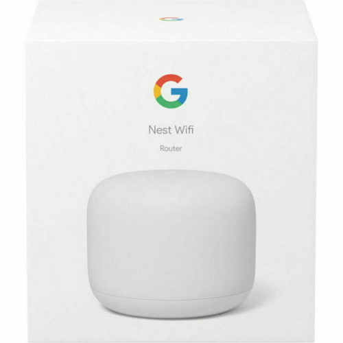 Google Nest WiFi Router thumbnail