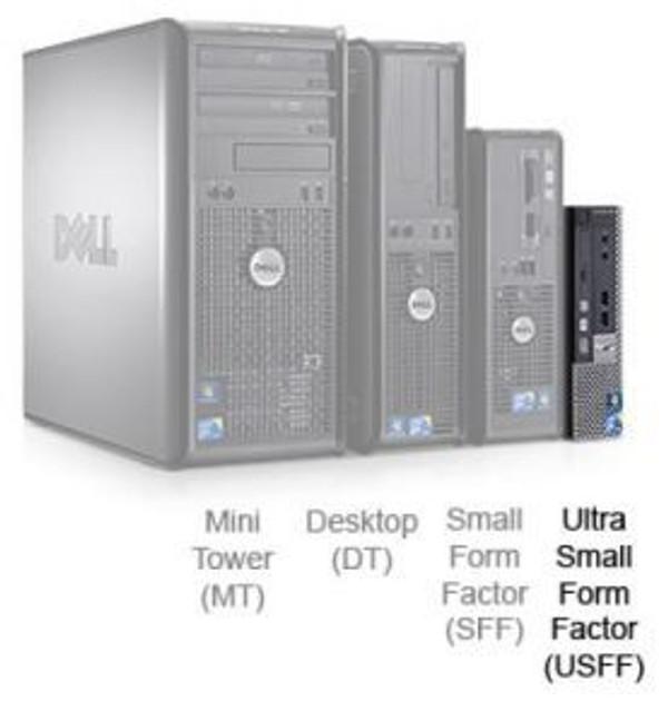 Dell Optiplex 990 USFF i7 Windows 7 Pro