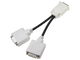 Dell Video Y Splitter Cable DMS-59 to Dual DVI