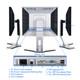 Dell Ultrasharp 1708 LCD Monitor Ports