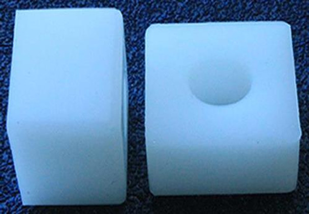 Krank 883a Cube Bushings - Sold with large flat washers & a sticker