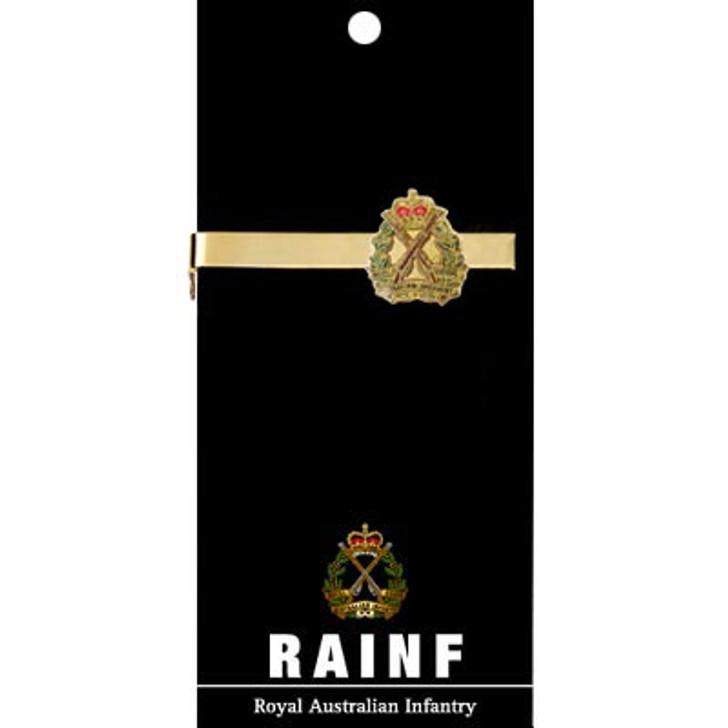 RAinf Tie Bar On Card