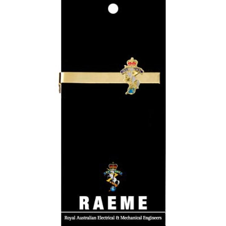 RAEME Tie Bar On Card