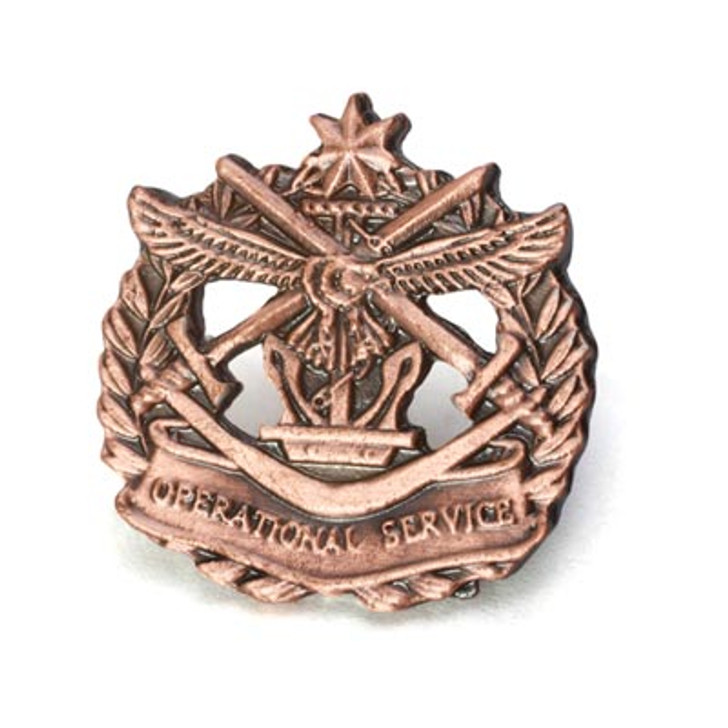 Operational Service Badge Military