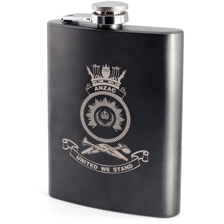 HMAS Anzac Hip Flask