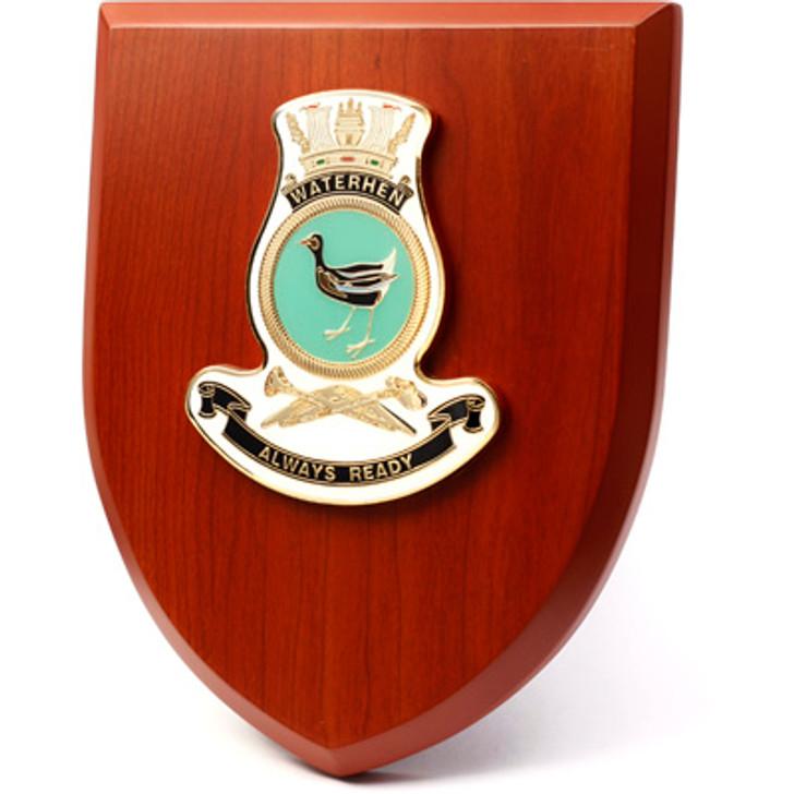 HMAS Waterhen Plaque