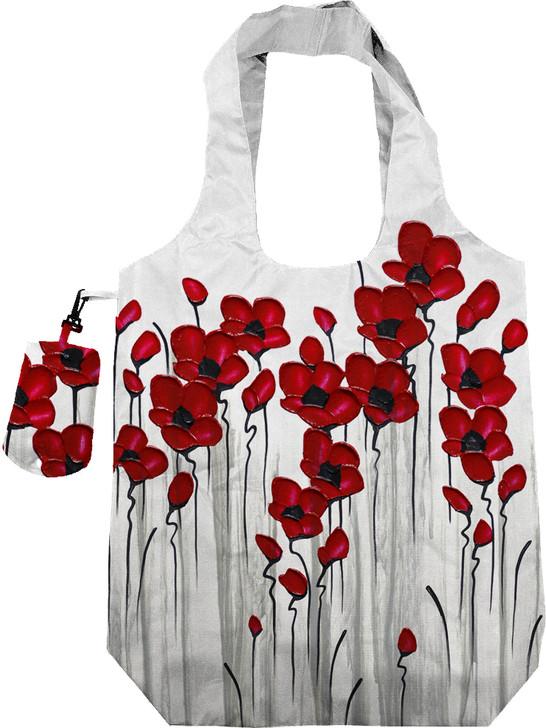 Poppy Mpressions Shopping Bag