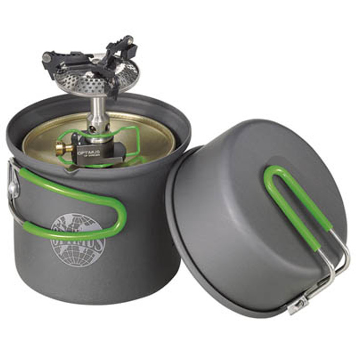 Optimus Crux Lite with Terra Solo Cookset