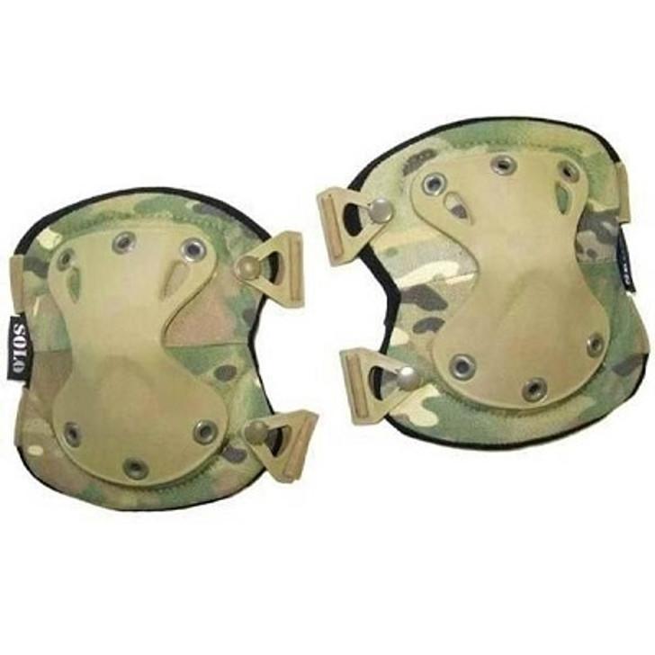 Hard Knee Guards Multicam