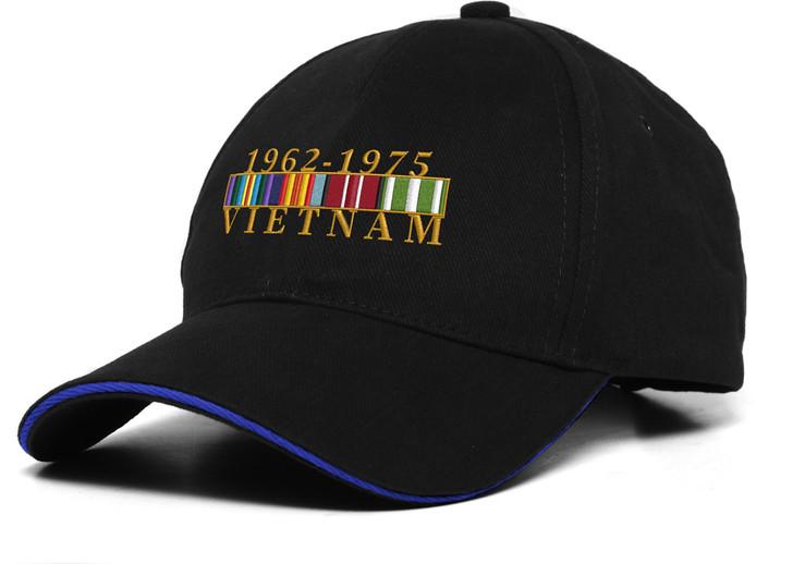 Vietnam Veterans Ribbon A1 Cap