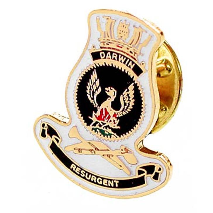 HMAS Darwin Lapel Pin