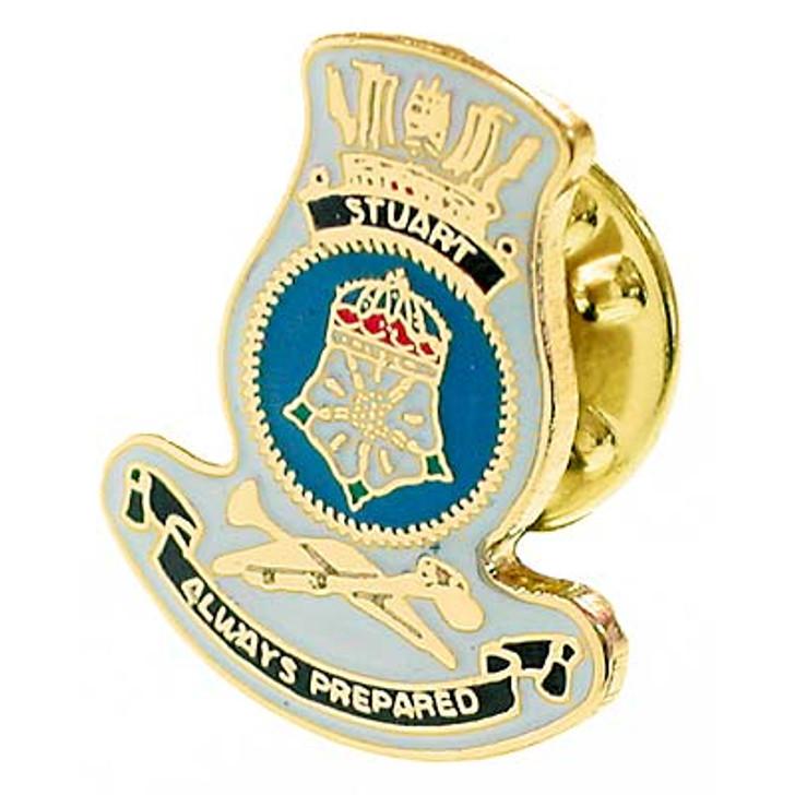 HMAS Stuart Lapel Pin