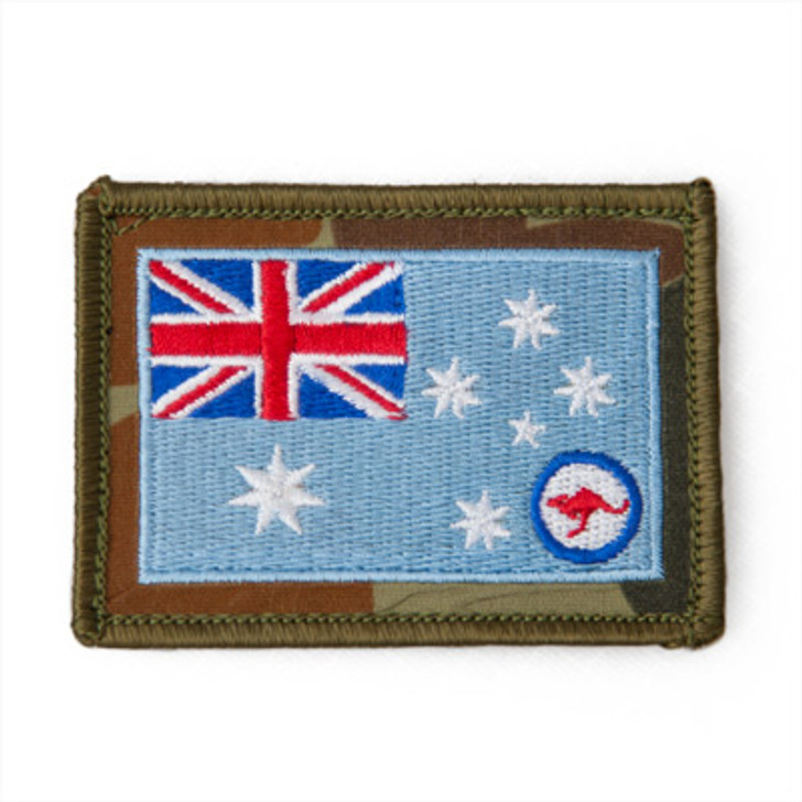Contact Gear ANF RAAF Ensign Patch
