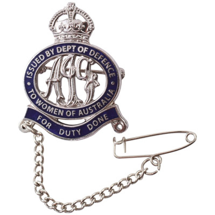 First World War AIF Female Relatives Badge In Box