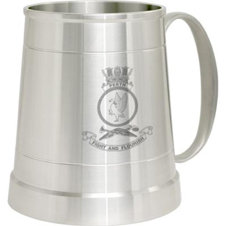 HMAS Perth Pewter Tankard