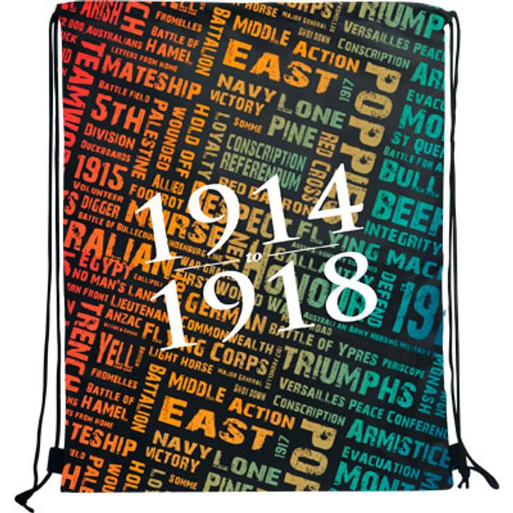 Great War Nylon Gym Bag