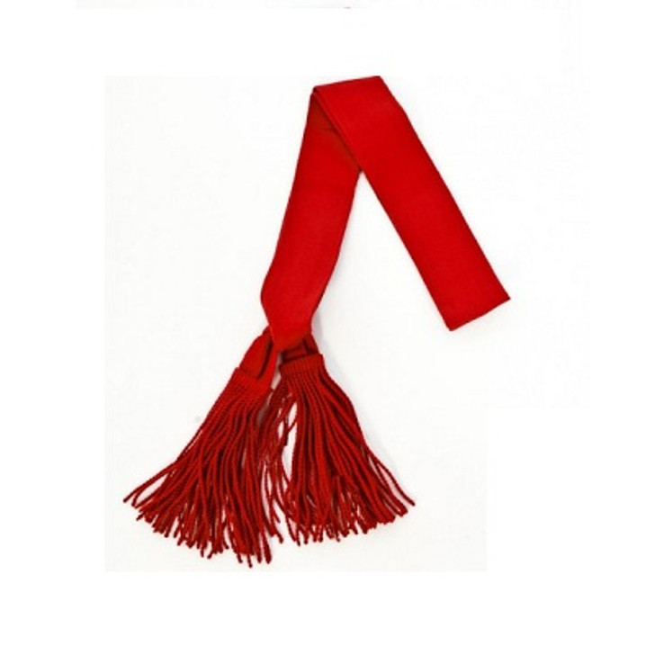 Army Scarlet Shoulder Sash