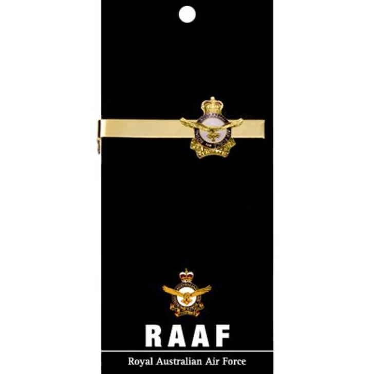 Air Force Tie Bar On Card