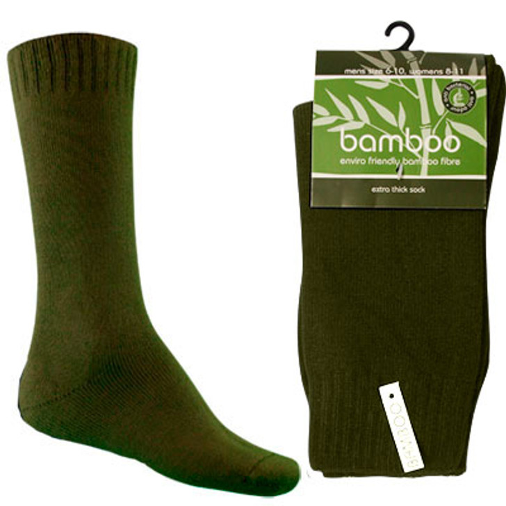 Extra Thick Bamboo Socks KH