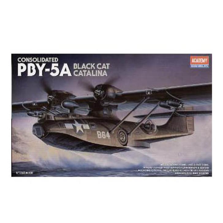 Academy 1/72 PBY5A Blackcat Catalina w/Aus Decals