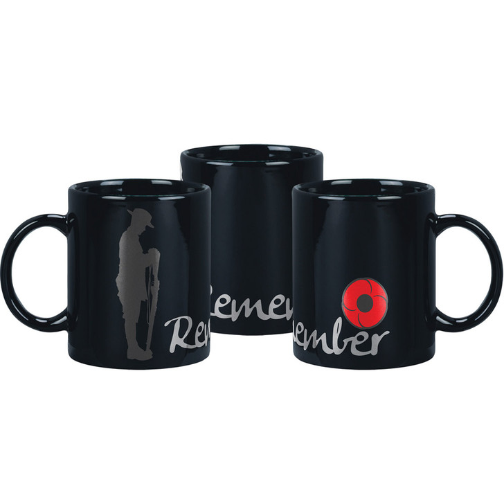 Resting on Reversed Arms Coffee Mug